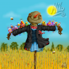 MBMFFF3 - Scarecrow and Fine Feathered Friends